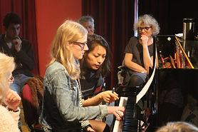 La Haye-Pesnel. Rencontre avec une pianiste
