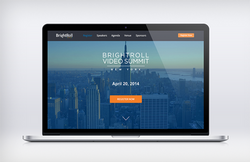 BrightRoll Alternate Landing Page