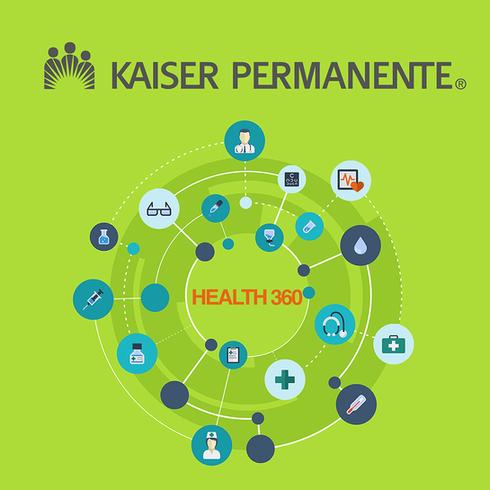 HEALTH 360 CAMPAIGN | KAISER PERMANENTE