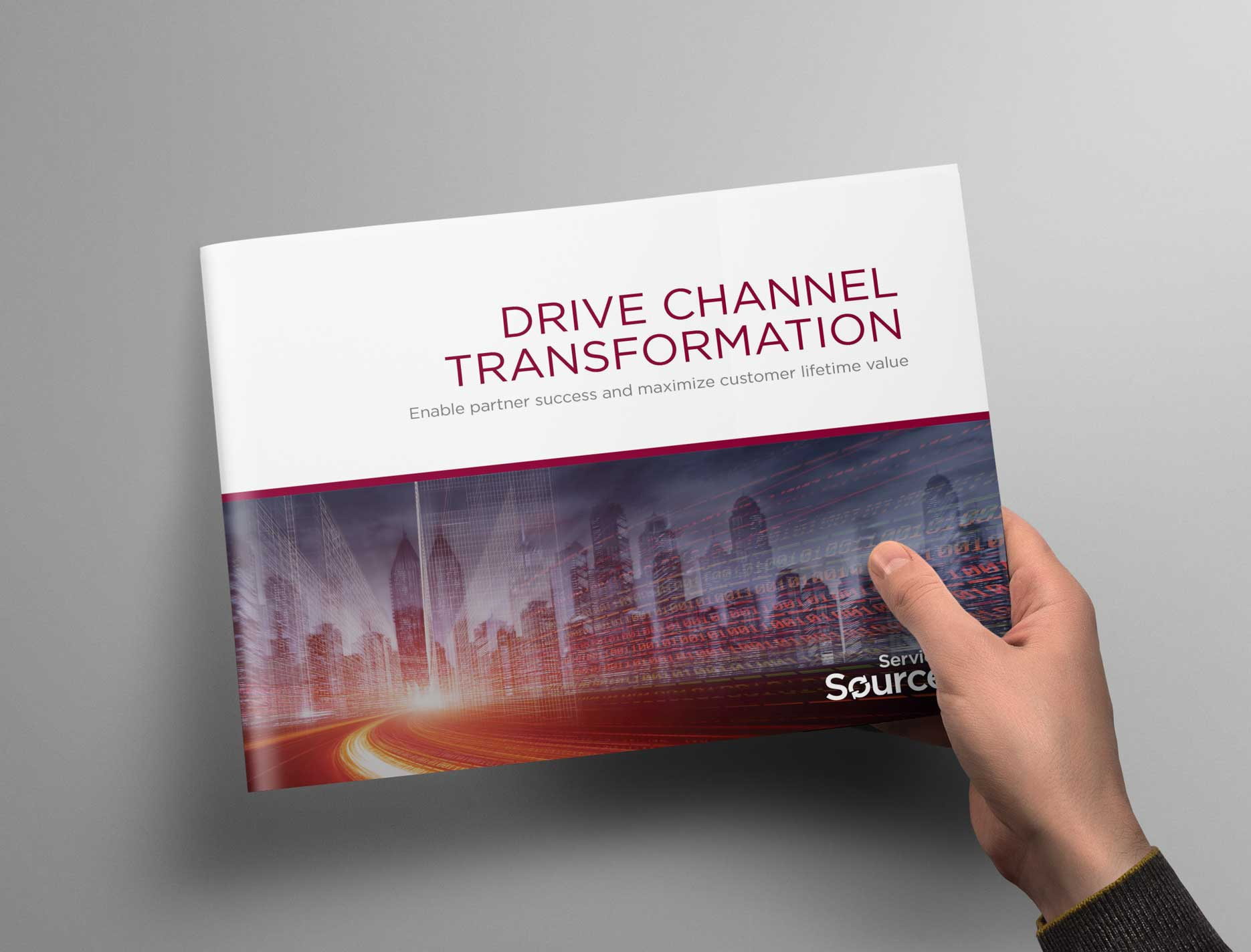 CHANNEL BROCHURE EXTERIOR