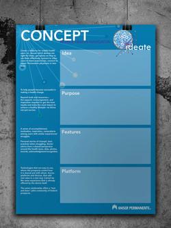 Concept Idea Board