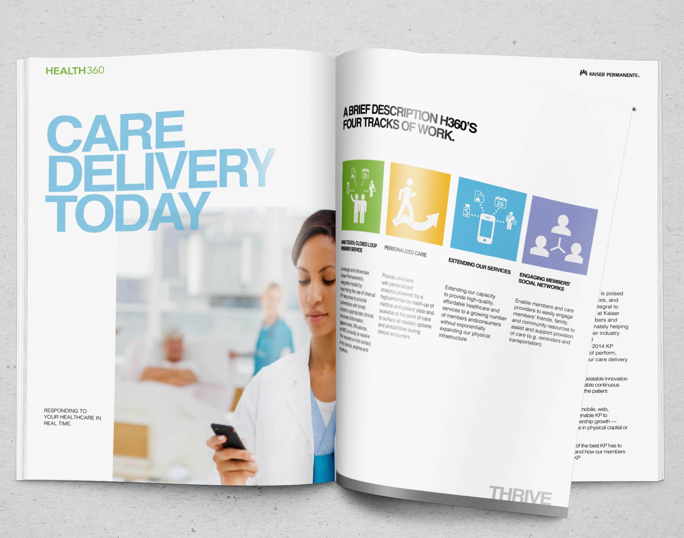 Health 360 Brochure