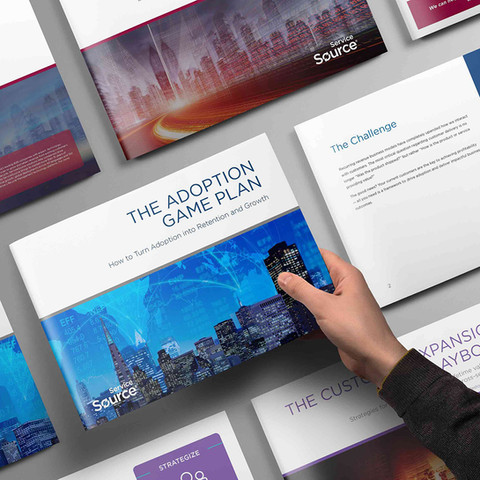 MARKETING COLLATERAL | SERVICE SOURCE