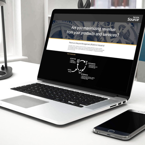 LANDING PAGE | FORBES + SERVICE SOURCE