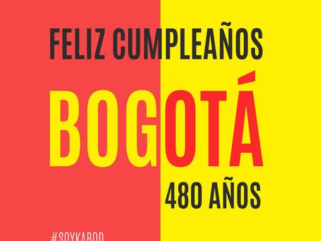 Cumpleaños Bogotá