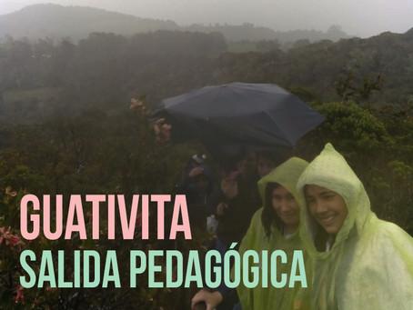 Salida Pedagógica Guatavita