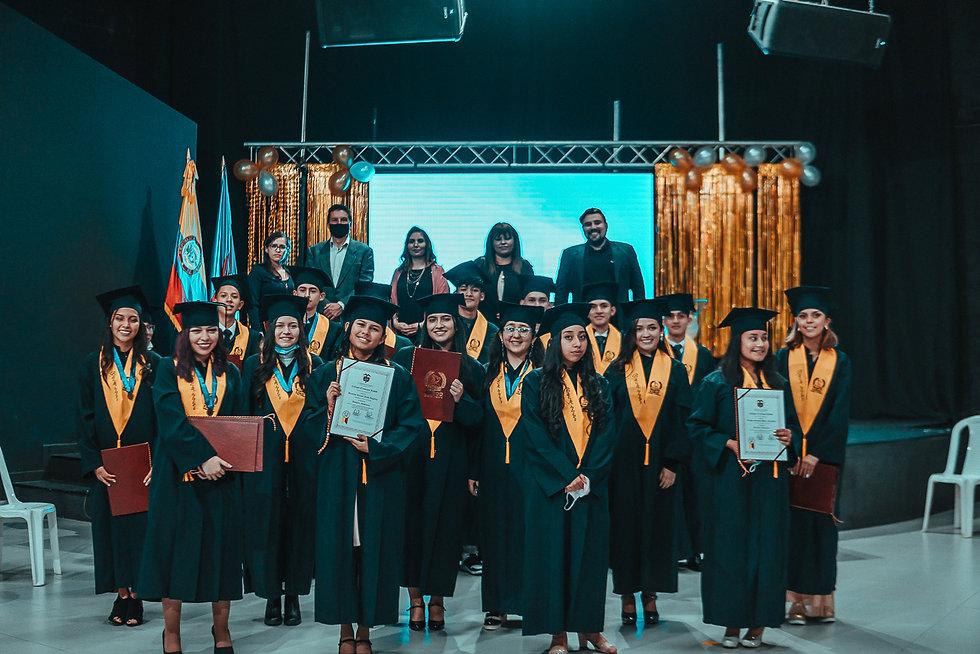 Grados Colegio Kabod