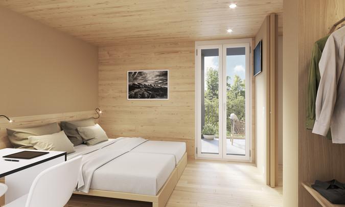 Zimmer-Visualisierung