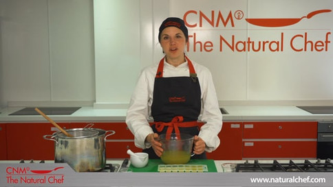 Branded Content for The Natural Chef
