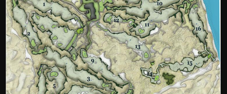 Hoiana Map