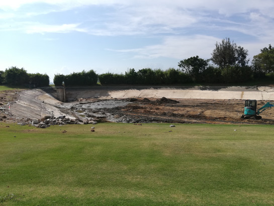 Driving Range Renovation 2018 CWB