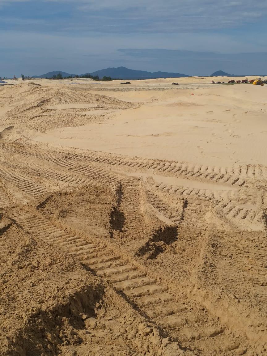 Dan Brown, Linksshape, HASD Project, Vietnam, Golf Course