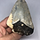 """Thumbnail: 4.09"""" Uncleaned Fossil Megalodon Shark Tooth"""