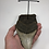 "Thumbnail: 5.41"" Sharp Fossil Megalodon Shark Tooth  **Inverted on Whale Bone"