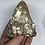 """Thumbnail: 4.01"""" Barnacle Covered Uncleaned Fossil Megalodon Shark Tooth"""