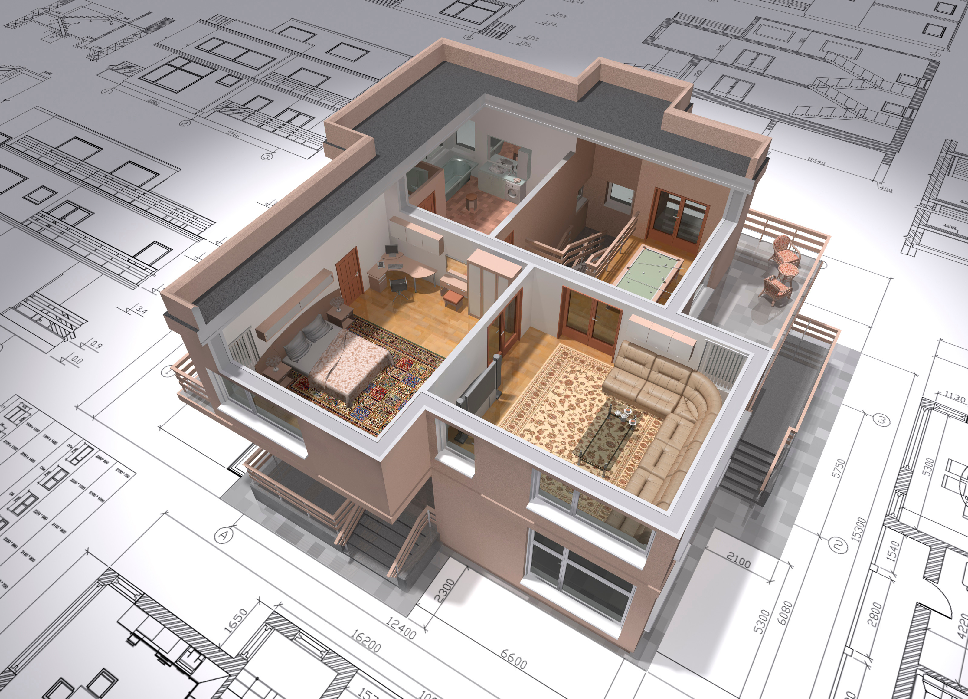 New Build Design & Management