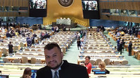 performing in the united Nations