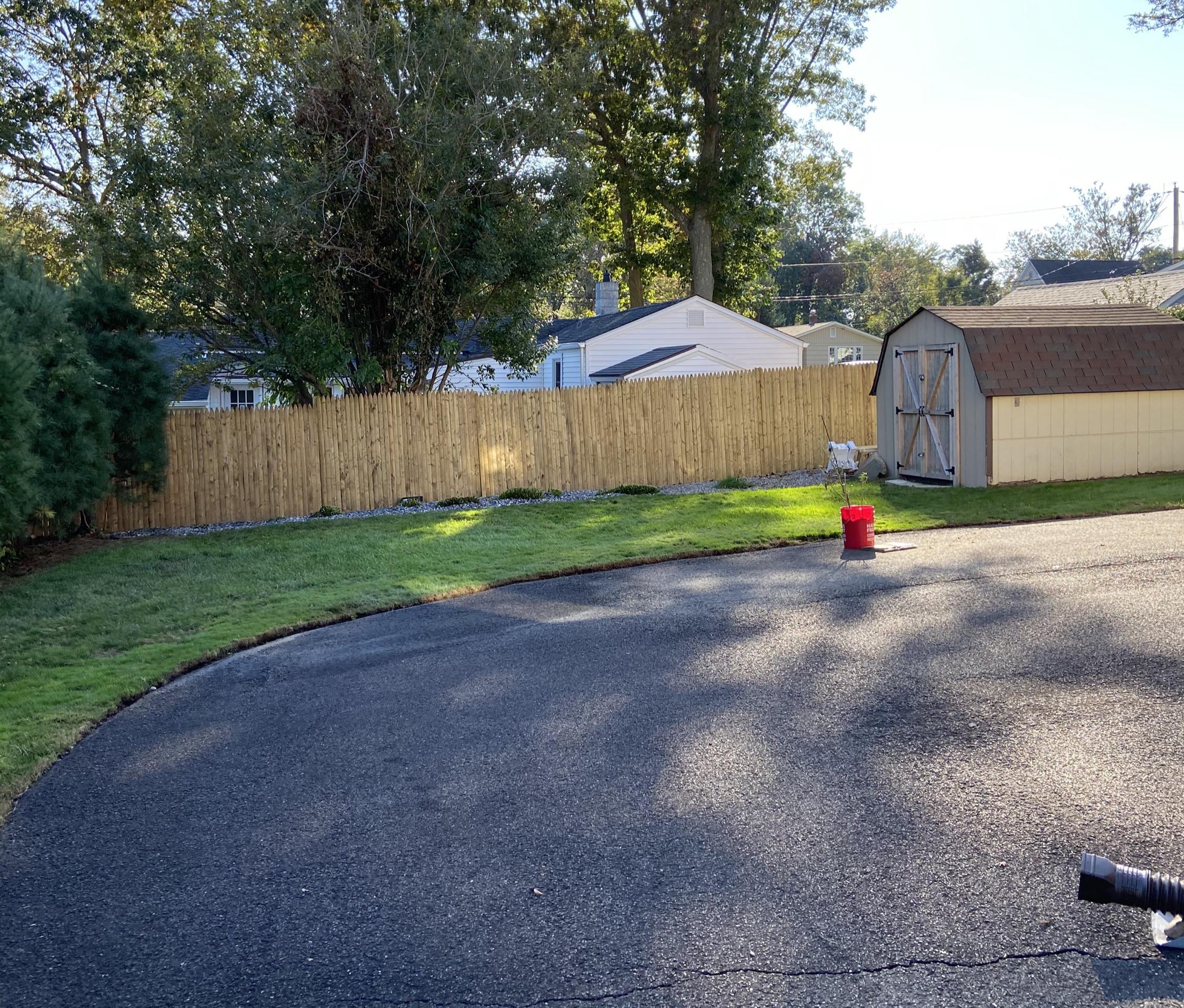 Sidewalk & Pathway Edging