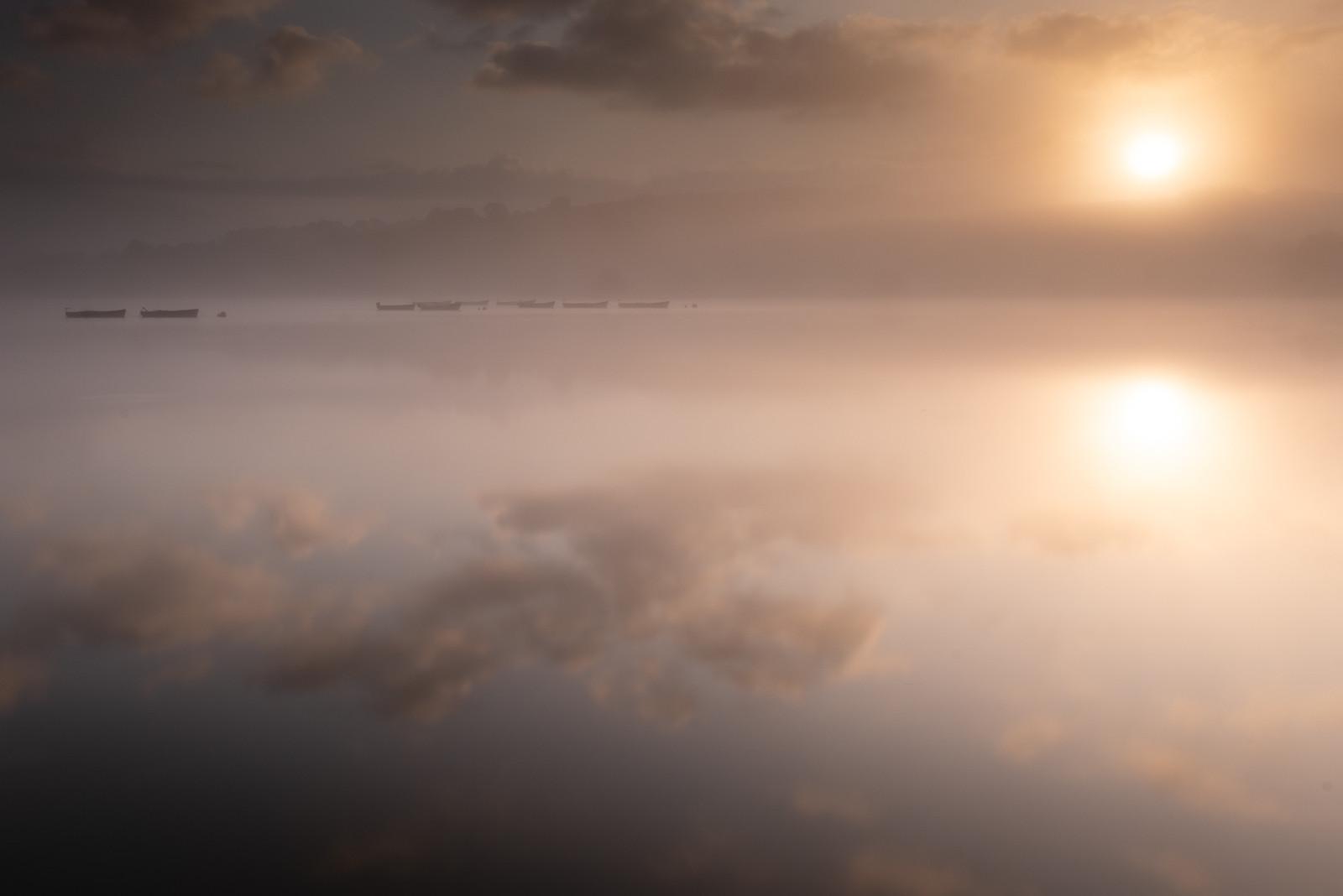 PDI - Corbet Misty Sunrise by Damien McConville (9 marks)