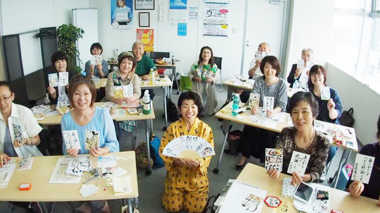 2017年7月1日 仙台なでしこ隊。 いまや、東北で一番の歴史をもつ教室となった仙台なでしこ教室。