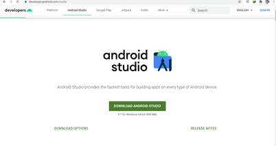 Android Studio Stable 4.1 Released 12 October 2020