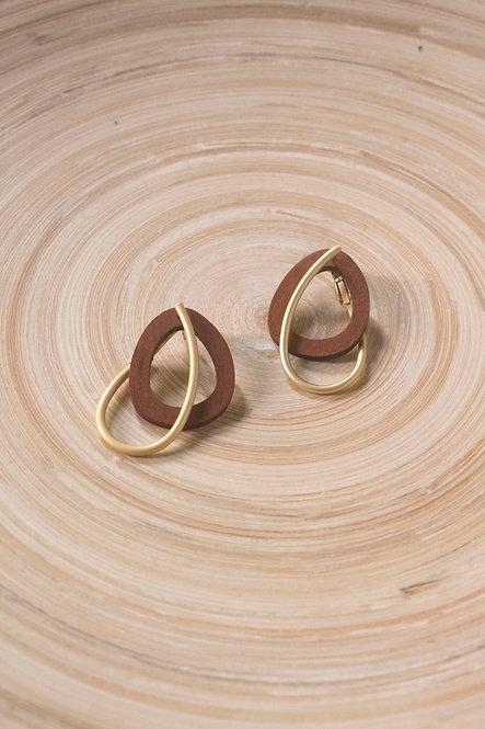 Saggita Earrings