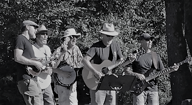 Billy Hillpickers Band bw.png