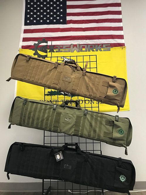Axisworks Rifle Case/Shooting Mat