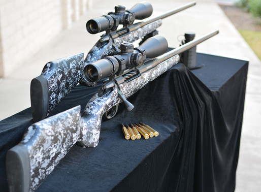 Quick Start Guide To Selecting Custom Rifle Components