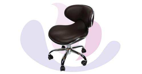 euro stool tabouret p dicure quipements pour salon de On chaise pour coiffeuse