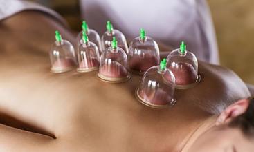 Pour se faire du bien testez le massage Cupping et bénéficiez d'une remise exceptionnelle.