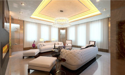 Moscow Living Room