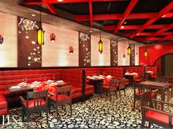 Chengdu Taste - 3D design