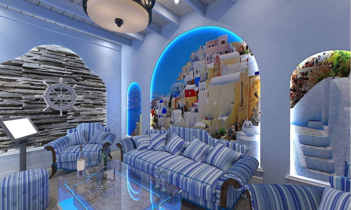 Hi Way KTV - Greece Santorini Room