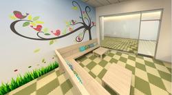 Attic Playground - 3D