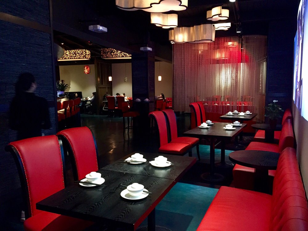 Cinnabar Restaurant & Bar