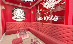 Hi Way KTV - Hello Kitty Room