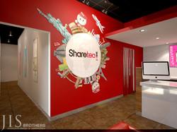 ShareTea - 3D design