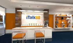 iTalkBB - 3D design