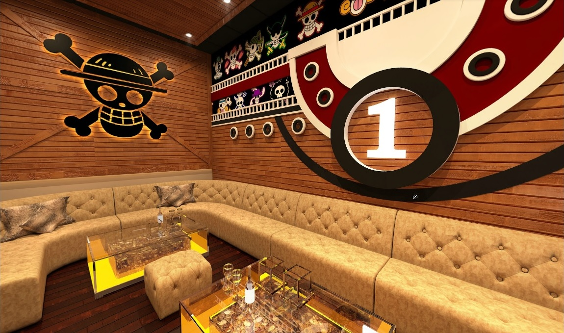 Hi Way KTV - One Piece Room