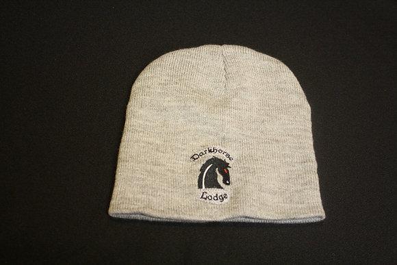 Knit Hat, Grey