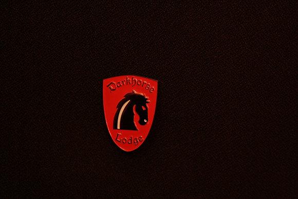 Darkhorse Lodge Pin
