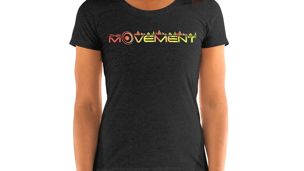 TMVT Ladies' t-shirt