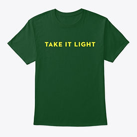 Enlightened Immersive - Take it Light - Men's T-Shirt