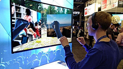 Dell World Leap Motion Booth 01.jpg