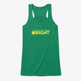 Enlightened Immersive - This Moment Burns Bright - Tank Top
