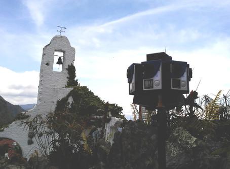 360 Tour of Monserrate in Bogota