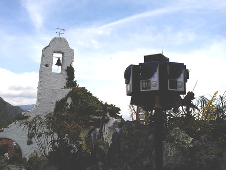 360 Tour of Monserrate in Bogota
