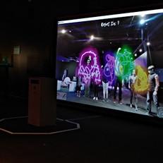 LightWrite + Pacific Science Center + Elightened Immersive