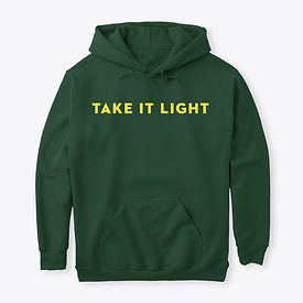 Enlightened Immersive - Take it Light - Hoodie